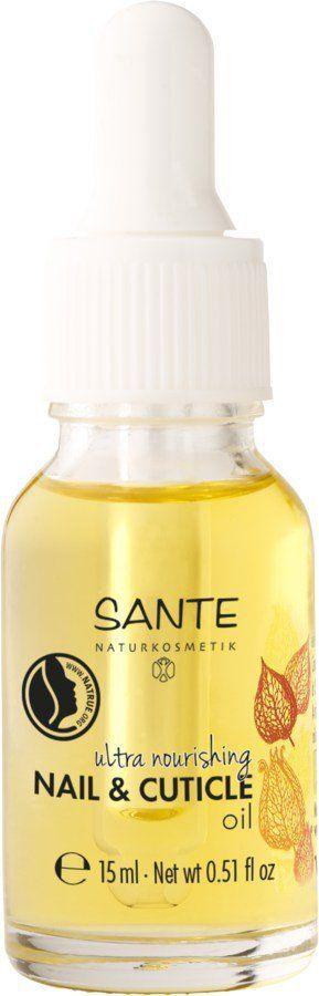 Sante nail & cuticle oil Ultra Nourishing 15ml