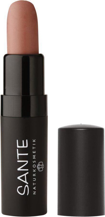 Sante Lipstick Mat Matt Matte 01 dusty beige