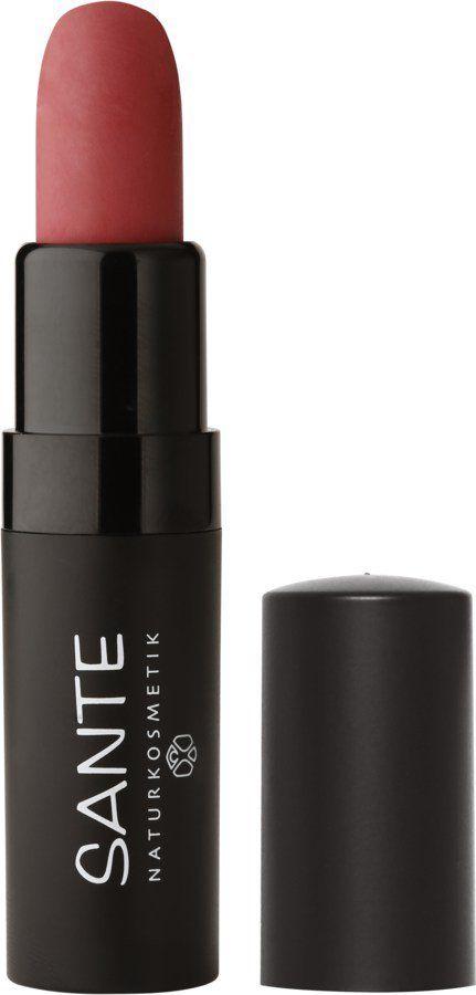 Sante Lipstick Mat Matt Matte 02 pure rosewood 4,5g