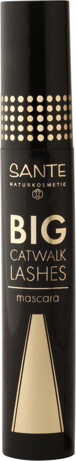 Sante Big catwalk lashes mascara 01 black 10ml