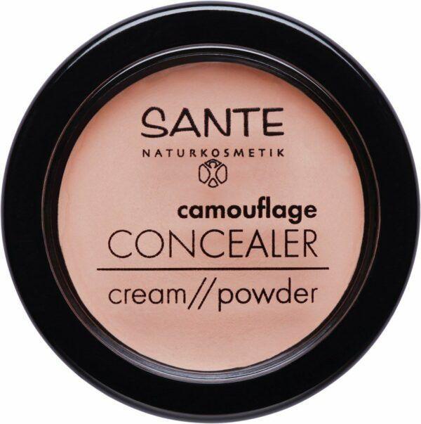 Sante Camouflage Concealer Cream//Powder 01beige