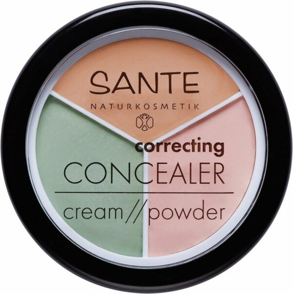 Sante Correcting Concealer Cream//Powder