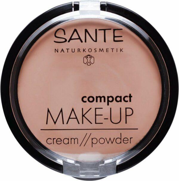 Sante Compact Make up Cream//Powder 02 beige