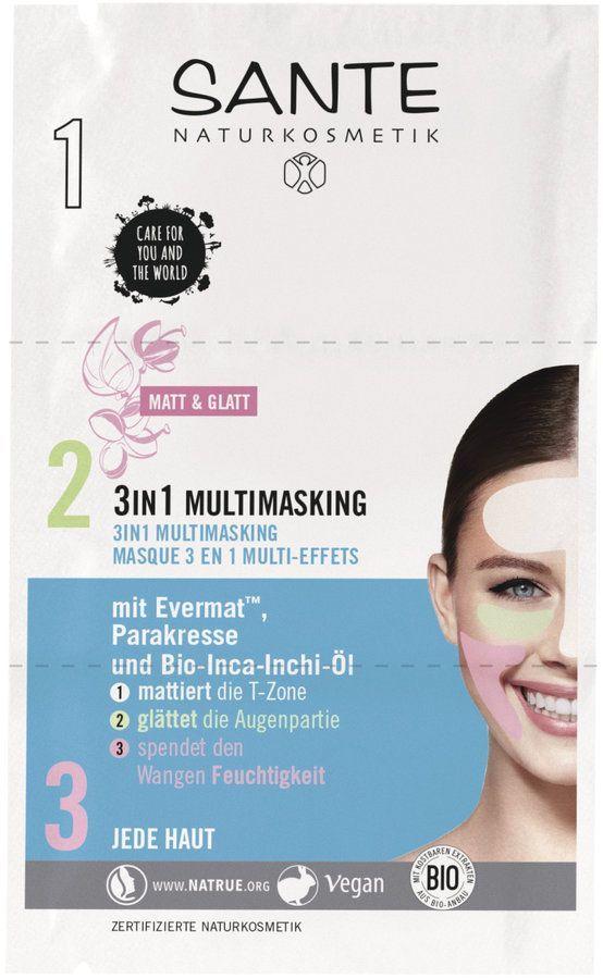 Sante 3in1 Multimasking 10x9ml