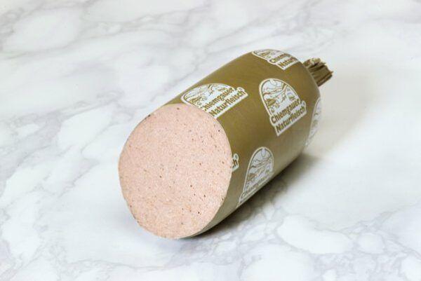 Chiemgauer Naturfleisch Delikatess-Leberwurst  fein 120g
