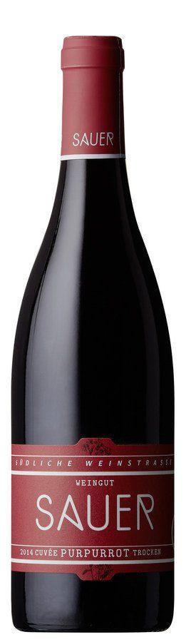 Weingut Heiner Sauer Cuvée Purpurrot rot 6x0,75l