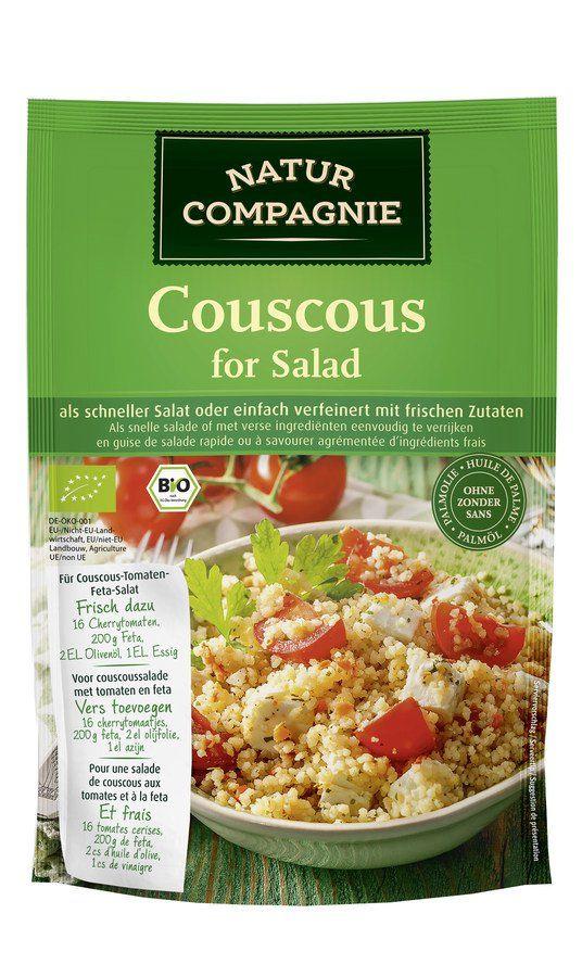 Natur Compagnie Couscous for Salad 10x160g