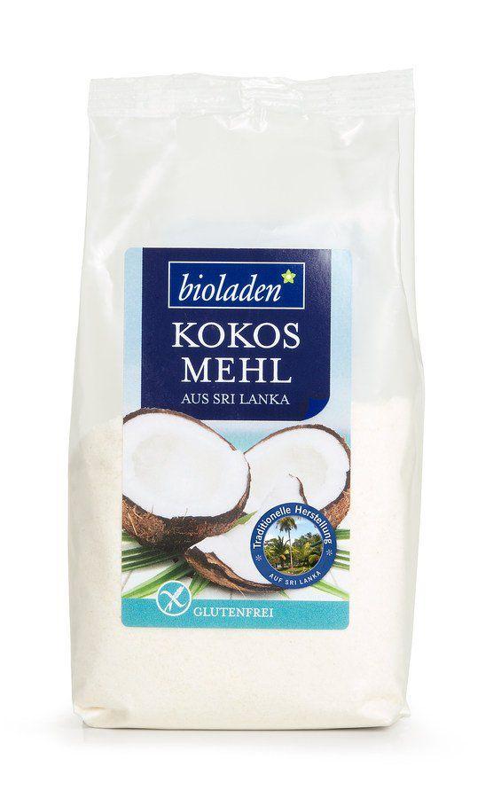 bioladen Kokosmehl glutenfrei 5x250g