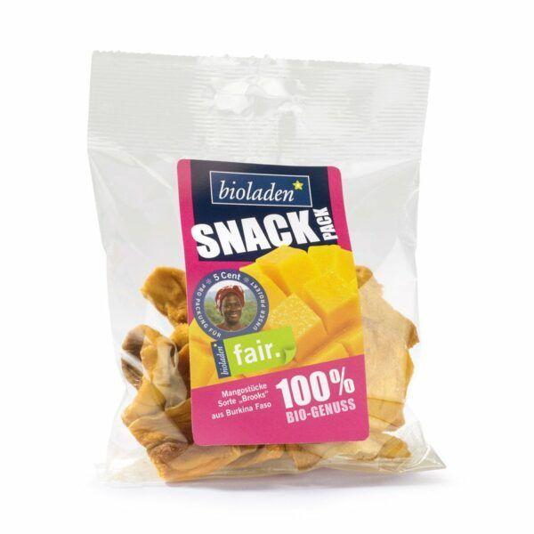 bioladen Snack-Pack Mangostücke