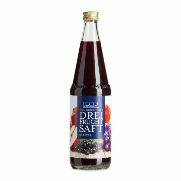 bioladen Dreifruchtsaft 0,7l