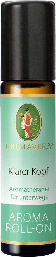 PRIMAVERA Aroma Roll-On Klarer Kopf 10ml