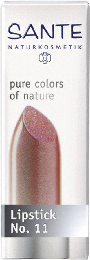 Sante Lipstick nude beige No.11 4,5g
