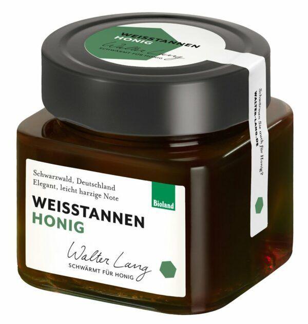 Walter Lang Weisstannenhonig BIOLAND 6x275g