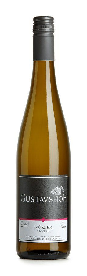 Weingut Gustavshof Würzer weiß 6x0,75l