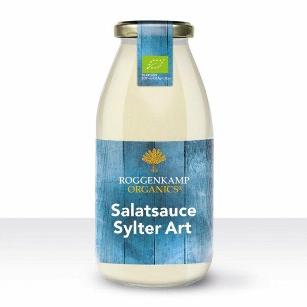 Roggenkamp Organics Frische Salatsauce Sylter Art ohne Carrageen 6x250ml