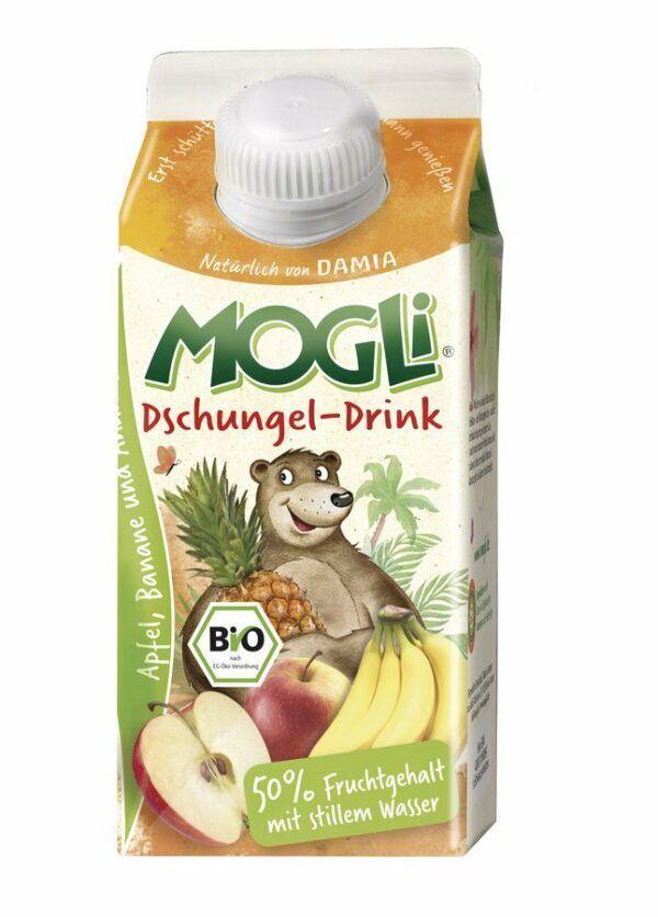 Mogli Dschungel-Drink 8x330ml