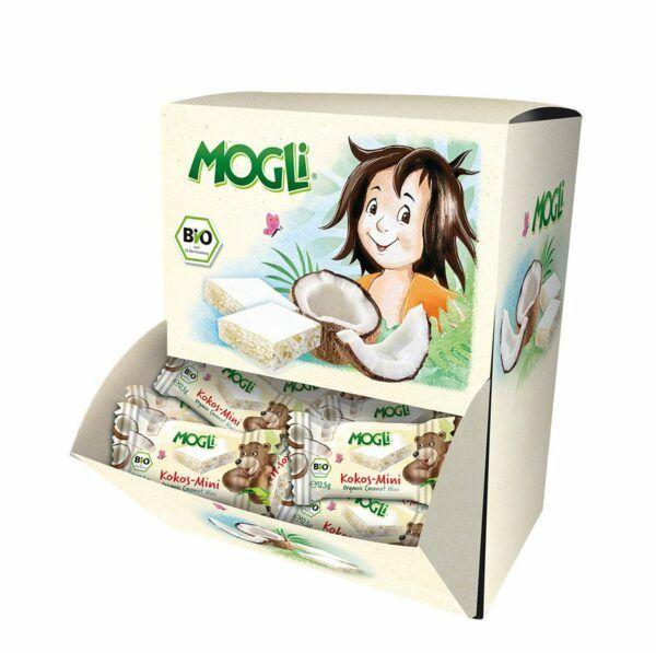 Mogli Kokos-Mini-Riegel-Box 50x12,5g