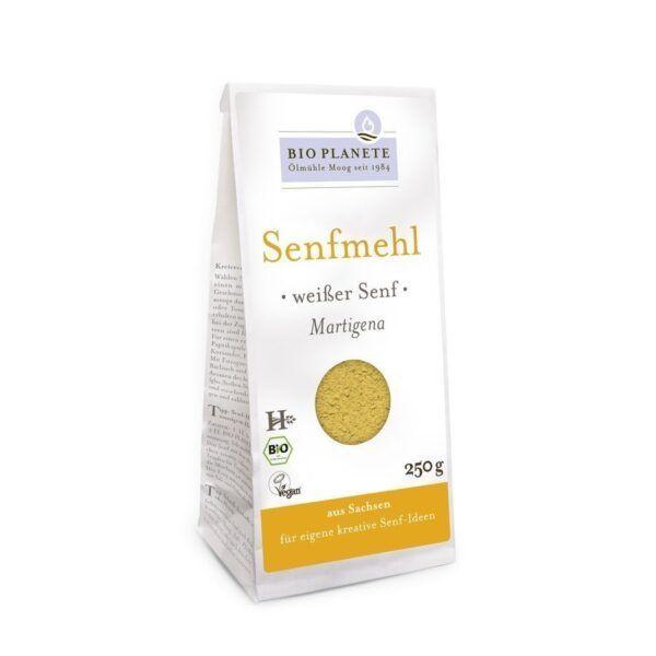 Bio Planète Senfmehl 4x250g