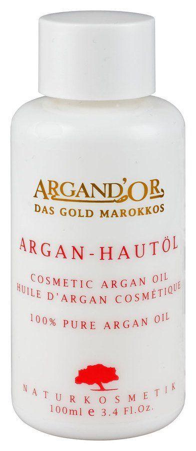ARGAND´OR Argan-Hautöl, handgepresst, 100% rein, nicht desodoriert 100ml