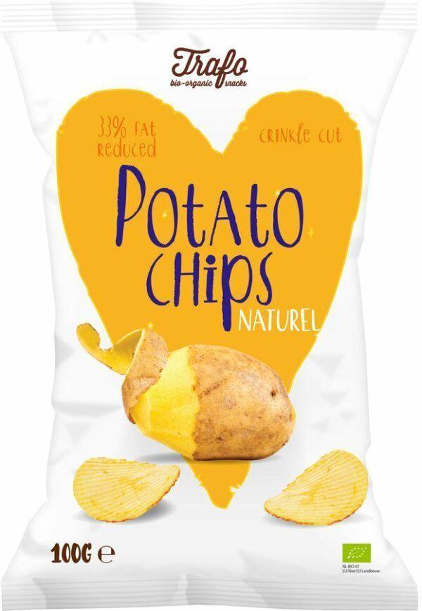 nA Chips light gesalzen 12x100g