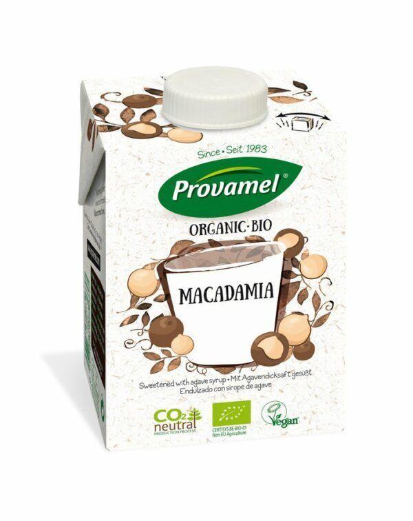 Provamel Bio Macadamiadrink 12x500ml