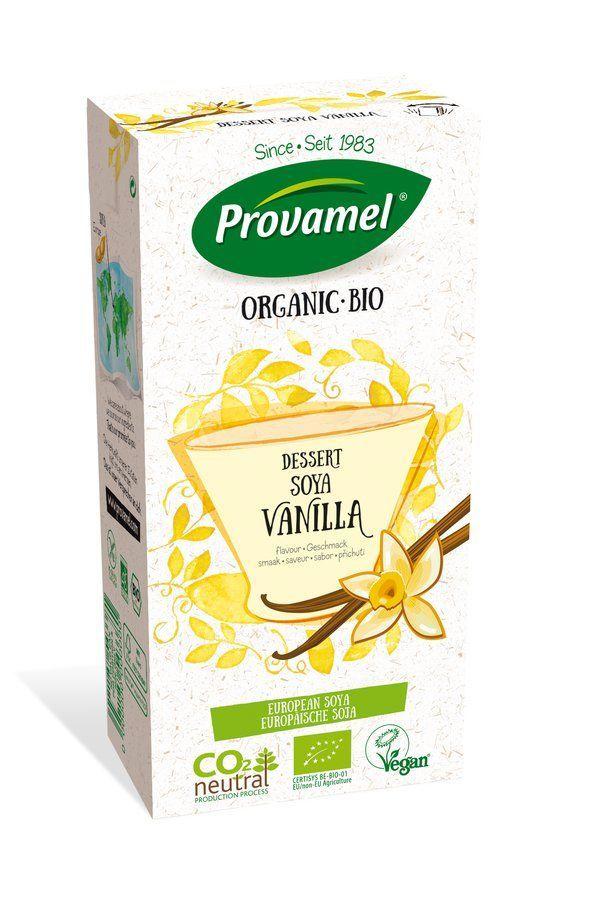 Provamel Bio Soja Dessert Vanille 16x525g