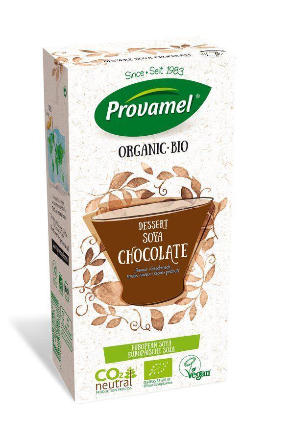 Provamel Bio Soja Dessert Schokolade 16x525g