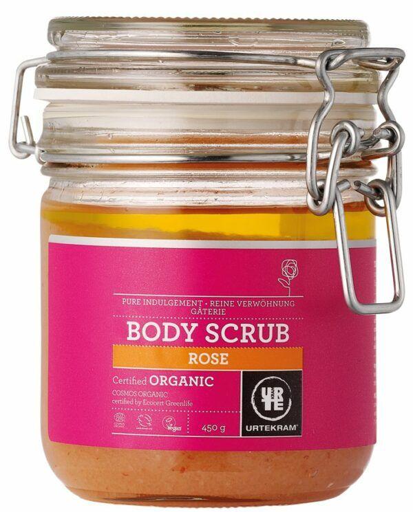 Urtekram Rose Himalaya Salz Body Peeling 450g