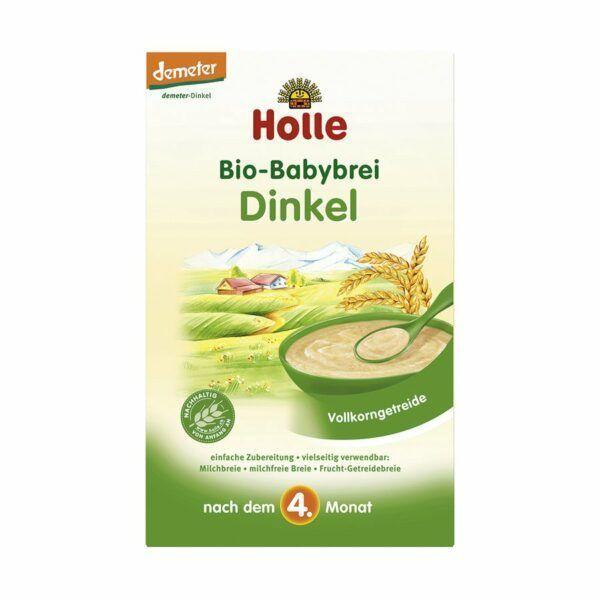 Holle Bio-Babybrei Dinkel 6x250g