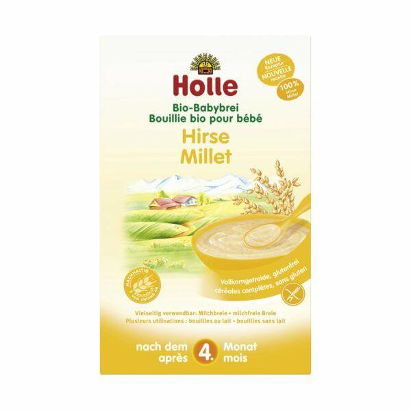 Holle Bio-Babybrei Hirse 250g