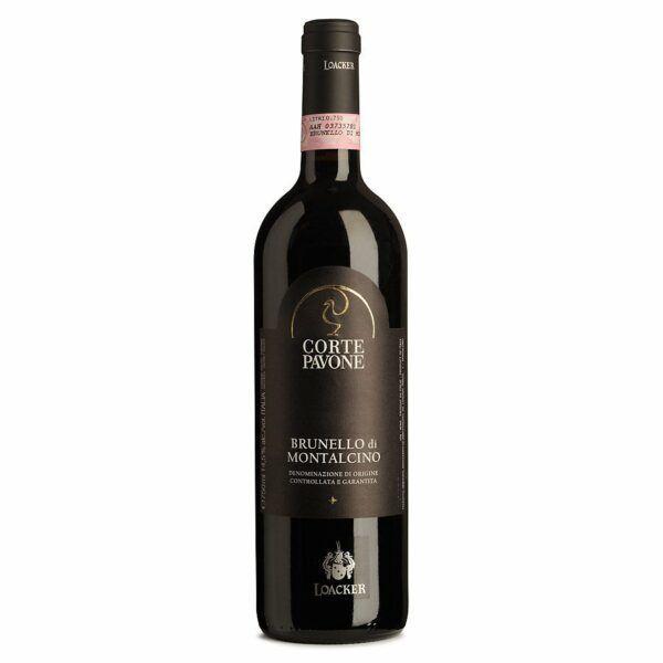 Loacker Corte Pavone Brunello di Montalcino rot 6x0,75l