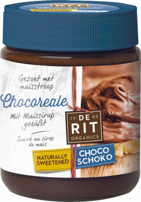De Rit Chocoreale Naturally Sweetened Schoko 6x270g