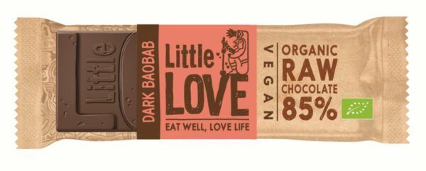 Little Love Riegel 25 g Dark Baobab 12x25g