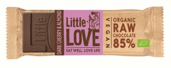 Little Love Riegel 25 g Dark Cherry Almond 12x25g