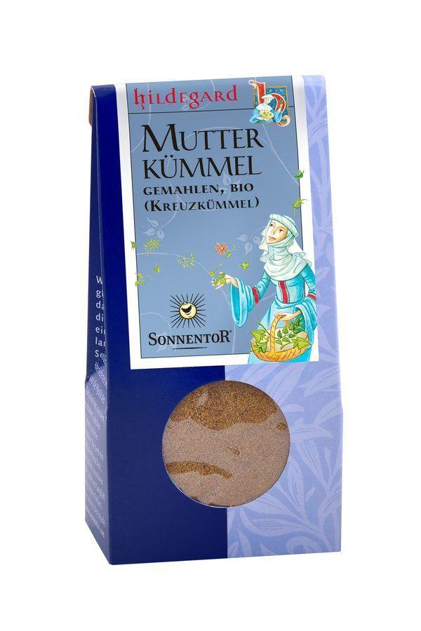 Sonnentor Mutterkümmel gemahlen Hildegard bio Packung 40g