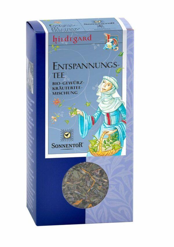 Sonnentor Entspannungstee lose Hildegard bio Packung 6x40g