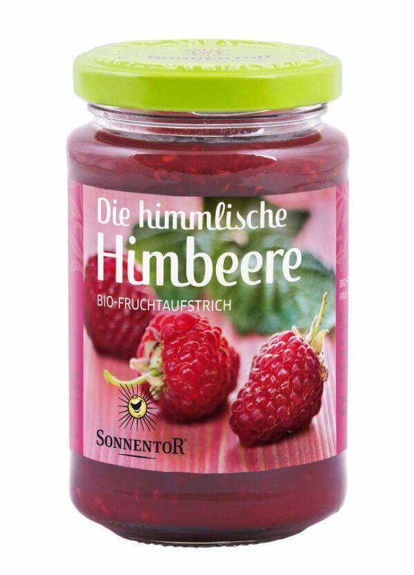 Sonnentor Die himmlische Himbeere Fruchtaufstrich bio 6x250g