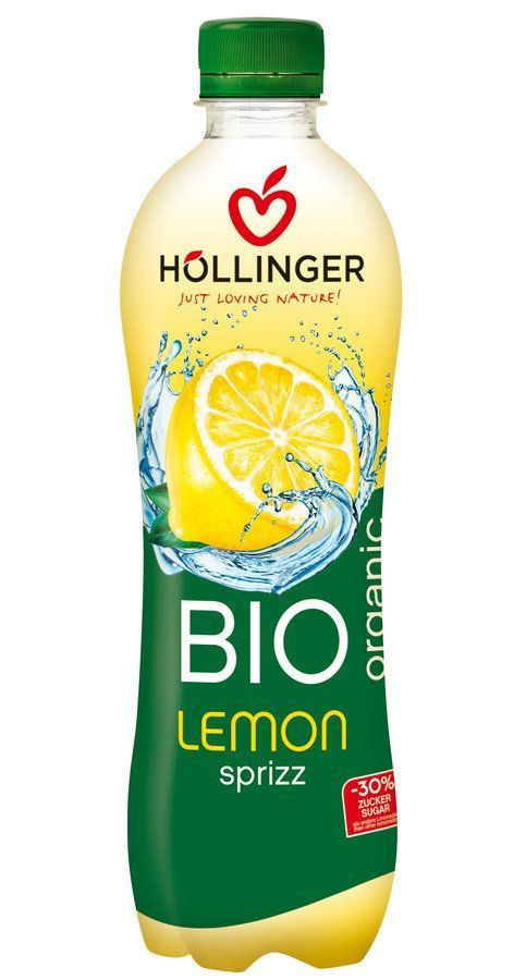 IMS Höllinger Bio Lemon Sprizz 12x0,5l