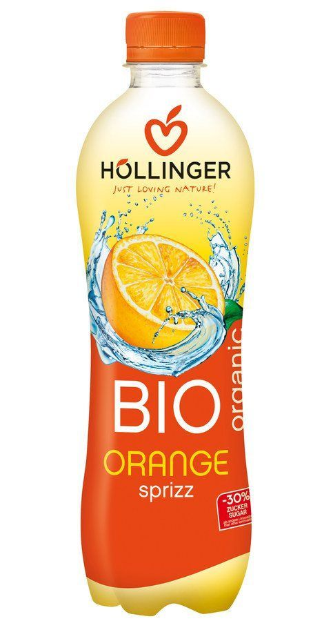 IMS Höllinger Bio Orange Sprizz 12x0,5l