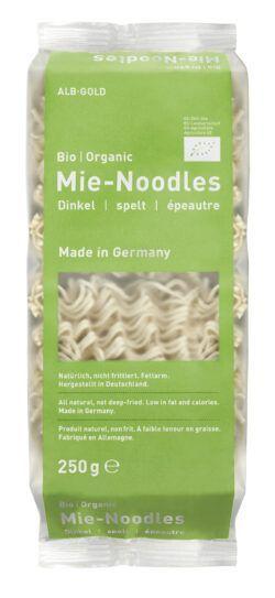 ALB-GOLD Dinkel Mie-Noodles 12x250g
