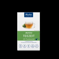 ALVITO - ACHTSAM LEBEN  Alvito TeeZeit - Kräutertee im Teebeutel 20x2g 40g