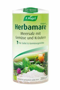 A.Vogel Herbamare Original Kräutersalz 6x250g