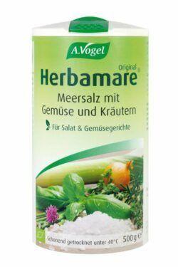 A.Vogel Herbamare Original Kräutersalz 6x500g