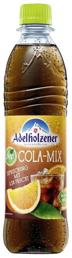 Adelholzener BIO Cola Mix MW 12x0,5l