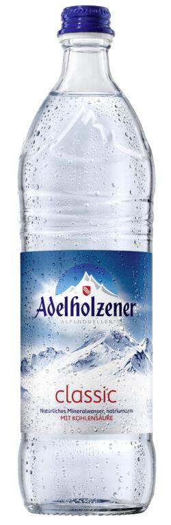 Adelholzener Mineralwasser Classic 12x0,75l