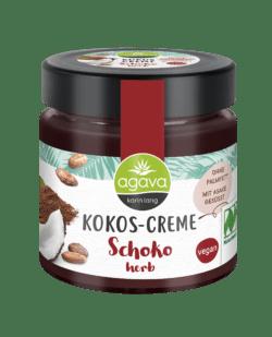 Agava Kokos-Creme, Schoko herb 6x200g
