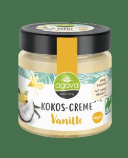 Agava Kokos-Creme, Vanille 6x200g