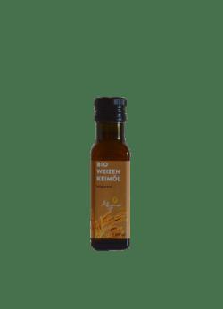 Allgäuer Ölmühle Bio Weizenkeimöl 6x100ml