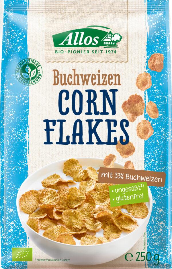 Allos Buchweizen Cornflakes 6x250g