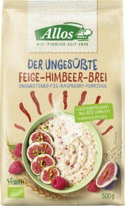 Allos Der Ungesüsste Feige Himbeer Brei 6x500g